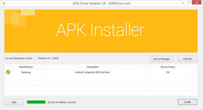 Download adb master for pc for free (Windows)