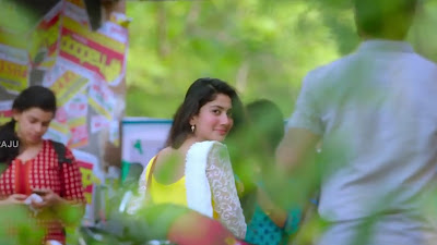 Sai Pallavi HD Wallpaper Of MCA (Middle Class Abbayi) Movie