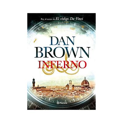 Portada del libro Inferno de Dan Brown