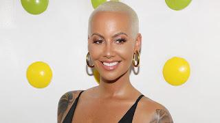 Amber Rose shutdown rumors of reconciliation with ex-husband Wiz Khalifa