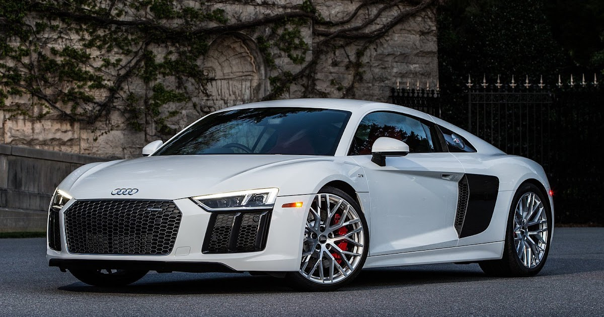 2017 audi r8 v10 and v10 plus specification concept sport car design. Black Bedroom Furniture Sets. Home Design Ideas