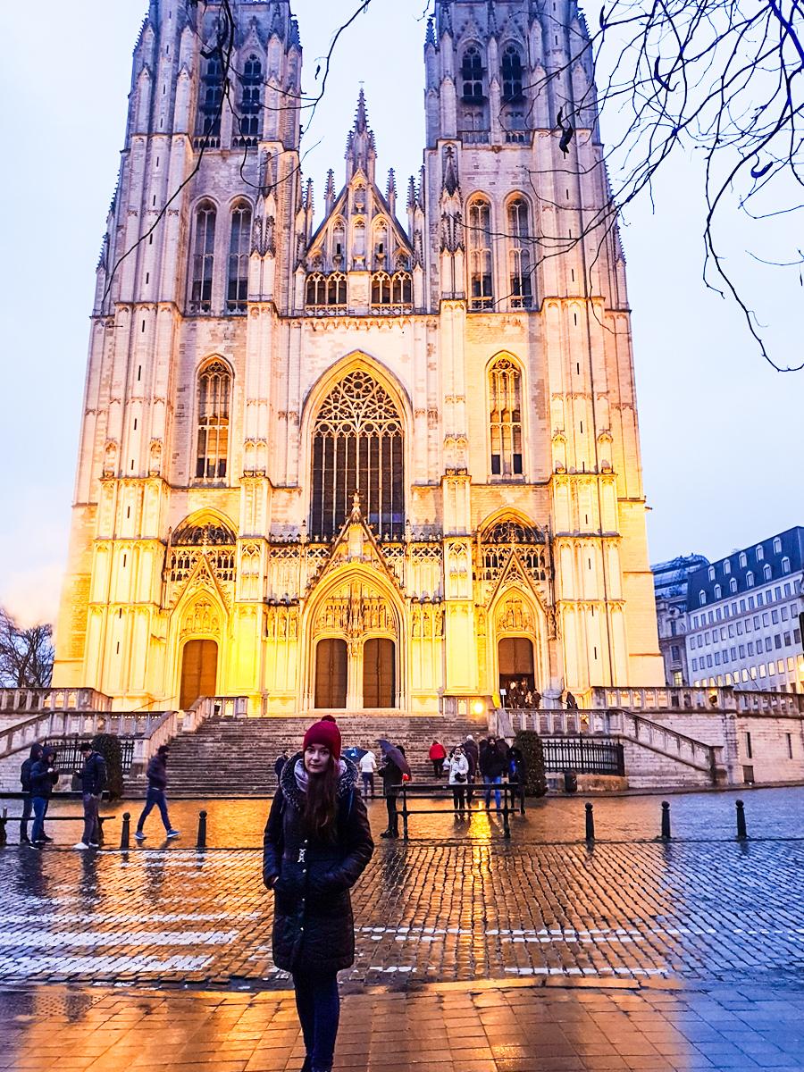 Bruksela spacerem