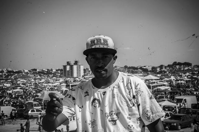 Rapper Negotinho firma parceria com Associação Brasileira de Pipas para conscientizar jovens sobre a tradição de soltar de pipa em São Paulo