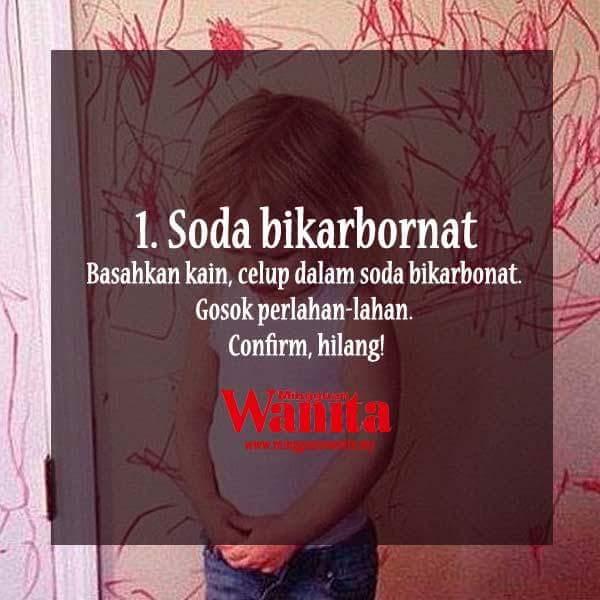 6 Tips Hilangkan Hasil Conteng Anak di Dinding Rumah!