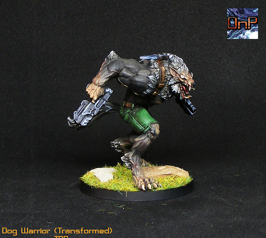 [Pintura] 360º Dog-Warrior