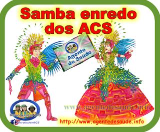 Samba enredo dos Acs 1