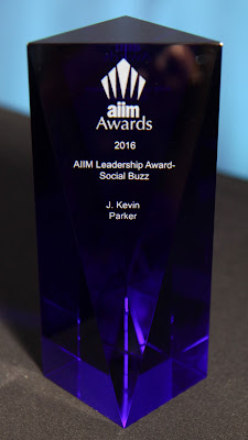 AIIM Leadership Award