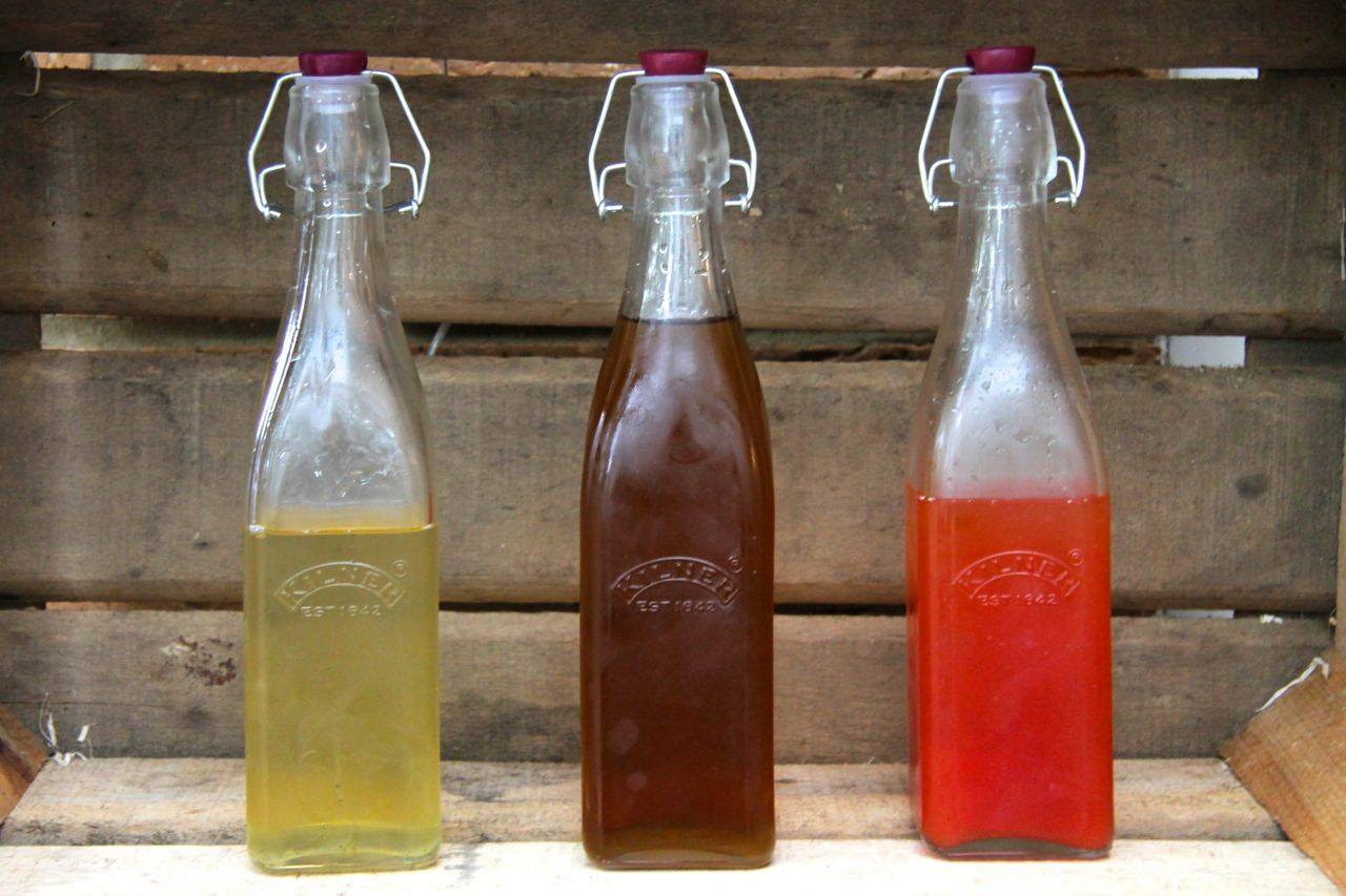 Simple syrup is a common ingredient in drink recipes, whether you're making cocktails or iced coffee. Don't be tempted by bottled sweeteners; if you can boil water, you can make simple syrup.