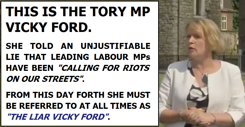 Meet the liar Vicky Ford