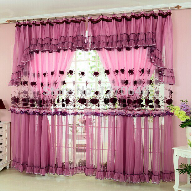 10 Of The Most Amazing Curtains Styles