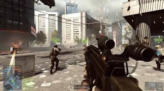 Spesifikasi PC untuk Battlefield 4  Sinopsis  Battlefield 4 adalah jawaban Electronic Arts terhadap game seri Call of Duty yang sudah sangat mendunia. Peluncuran Battlefield 4 ini sudah sangat dinantikan oleh Sobat Gadget diseluruh dunia dan  jika Sobat gadget tidak tahu pernah mendengar mengenai Battlefield sama sekali maka kemungkinan besar Sobat gadget tinggal di goa. Tapi apakah game ini berhasil melakukannya kali ini atau apakah seri terbarunya ini hanya sekedar pembaharuan yang nantinya juga akan terlupakan dengan cepat? Gameplay: Masih Sama Dengan Battlefield  Sebelumnya Jika Sobat gadget pernah memainkan seri sebelumnya maka Sobat gadget tidak akan menemukan banyak kejutan di Battlefield 4.   Bahkan jika Sobat gadget pernah bermain game shooter apapun maka Battlefield 4 akan terasa sangat familiar. Sobat gadget akan mengendarai kendaraan perang, meledakkan dinding, menembak tank dan ratusan  tentara musuh. Seperti seri sebelumnya di seri Battlefield 4 ini, gamenya terasa lebih open dibanding  dengan Cal of Duty dalam hal pendekatan perangnya, namun masih belum dapat disebut sebagai open world game.                                           Kontrolnya terasa akurat seperti biasanya dan setiap senjata yang saya tembakan terasa memiliki bobot dan bertenaga. Tapi itu bukan berarti semua senjata terasa sama, tentu saja setiap senjata memilik