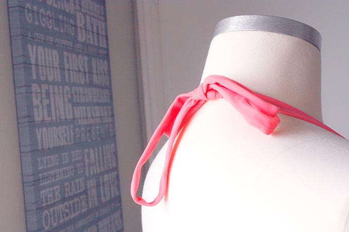 DIY Como coser un bikini