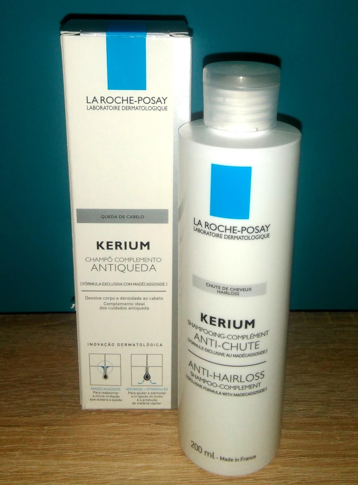 kerium szampon przeciw wypadaniu włosów ceneo