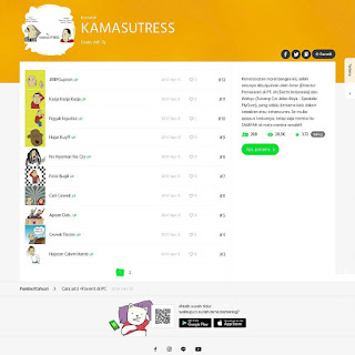 kamasutress on webtoon