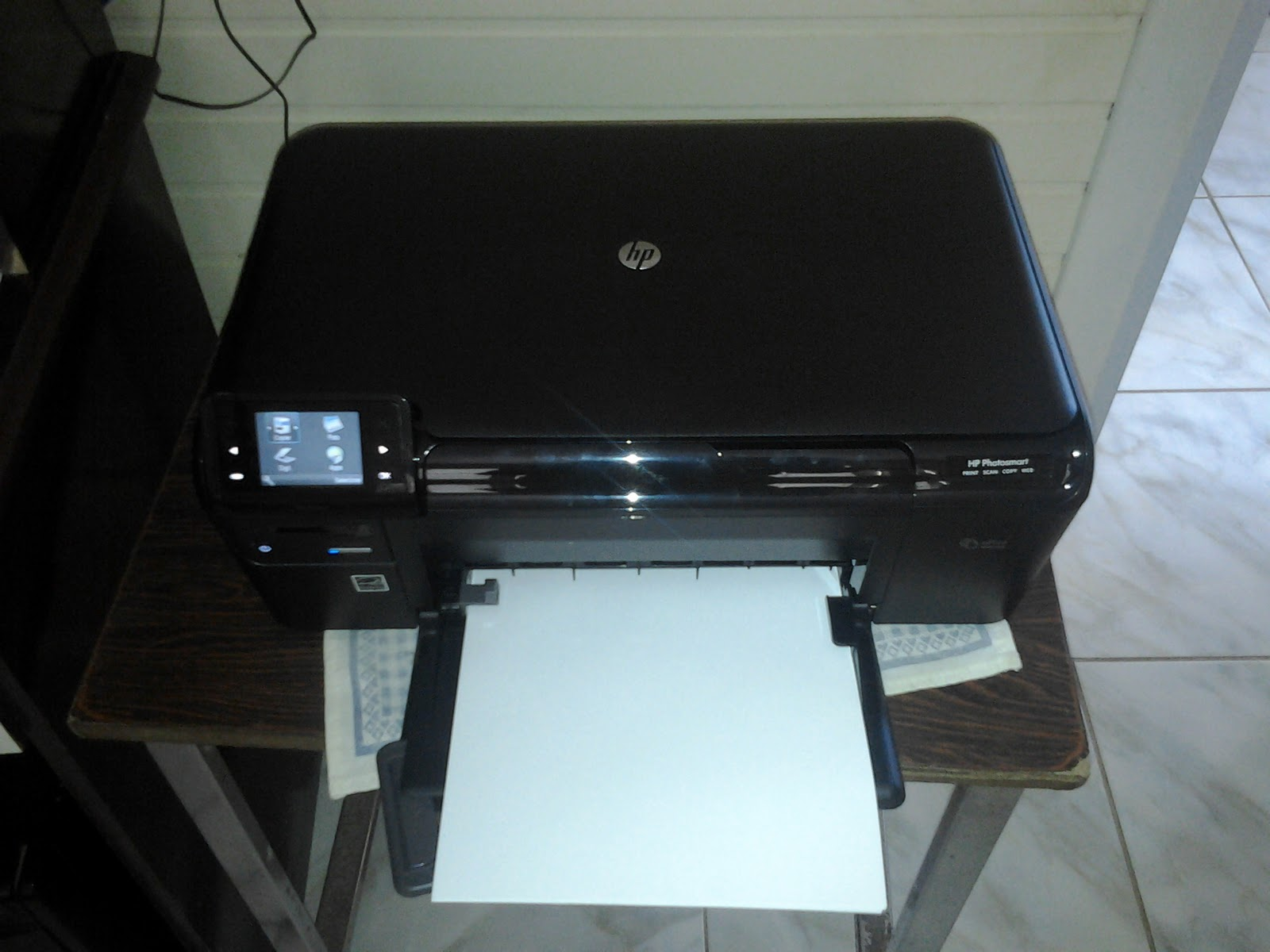 small resolution of hp d110