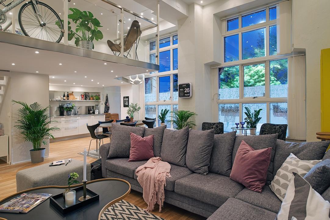 Apartamento A Doble Altura En Gotemburgo La Vida A Trav 201 S