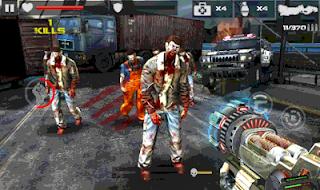 Dead Target Zombie Mod Apk v4.14.1.1 Unlimited Money + Gold Terbaru 2019