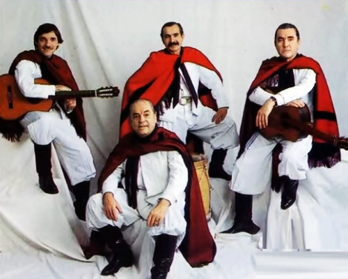 Lyrics de Los Chalchaleros