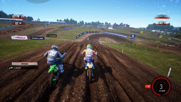 MXGP 2019 Official Motocross Videogame PC Full Español