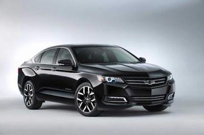 2018 Chevrolet Impala Prix et date de sortie