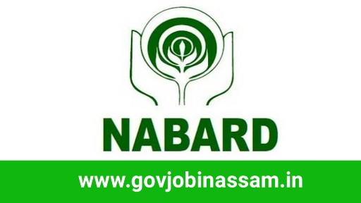NABARD Recruitment 2018, govjobinassam