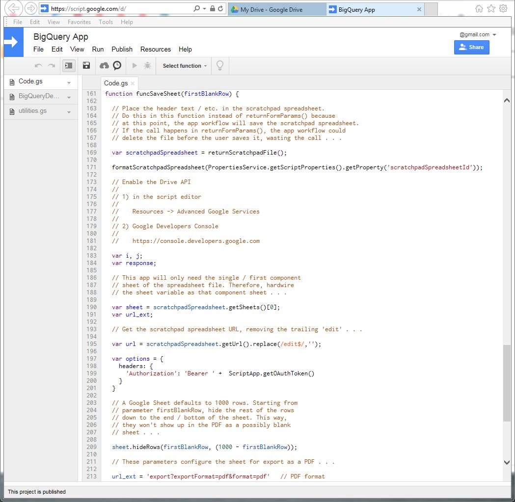 Bit Vectors: Front-end Google Cloud Products With a Google