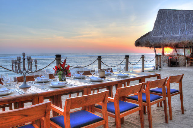 Finn's Beach Club yaitu Pantai Hits di Bali