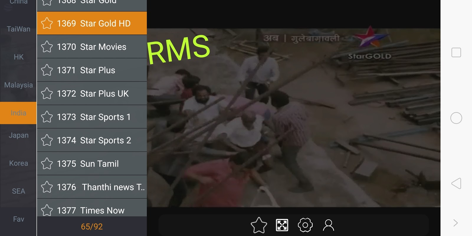 Premium Indian IPTV Accounts - Dish Setting , Dish Tracking