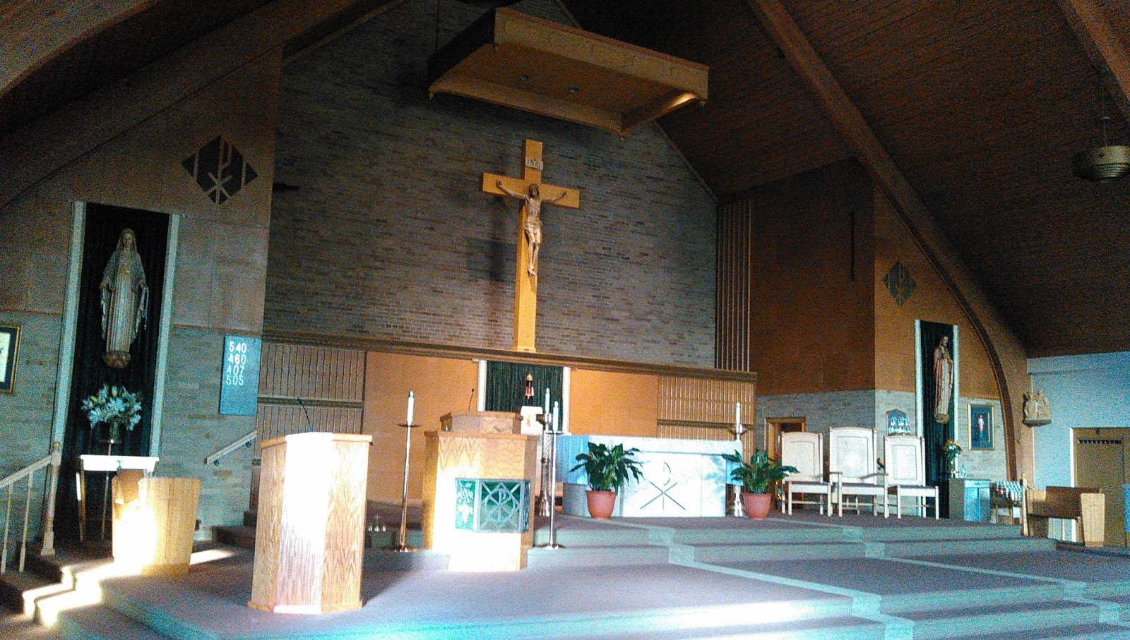 St. Valentine Parish Was Established In 1950, One Church In What Would  Become Of A Group Of Four Catholic Churches That Lined Beech Daly Rd. In  Redford ...