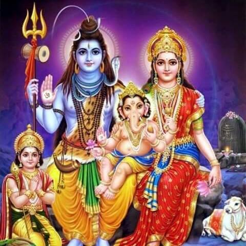Shiv Parvati Parivar Hd Wallpaper Vinnyoleo Vegetalinfo