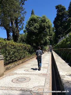 villa deste guia roma portugues cem fontes - Villa D'Este em Tivoli com guia em português