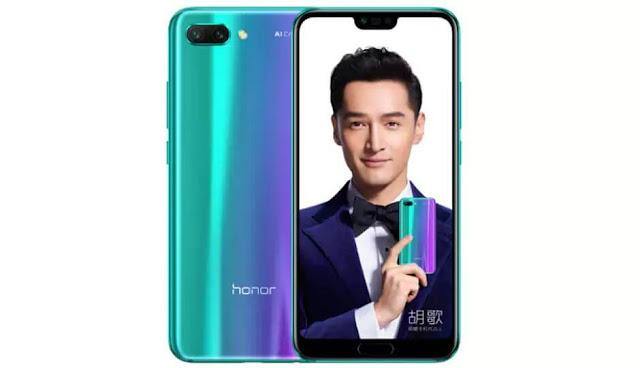 مواصفات وسعر هاتف Huawei Honor 10 بالصور والفيديو