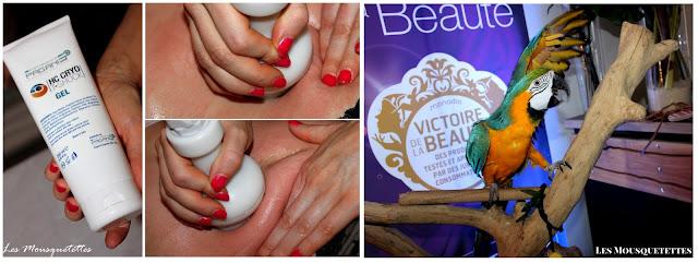 Institut Osoya et Atelier Tropical Victoires de la Beauté - Blog Beauté Les Mousquetettes©