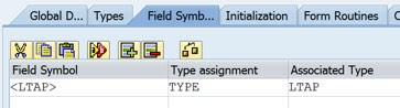Smartforms OOPS (object oriented)
