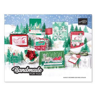 Holiday Catalog Handmade for You