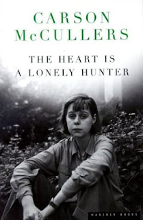 THE HEART IS A LONELY HUNTER - BOOK COVER