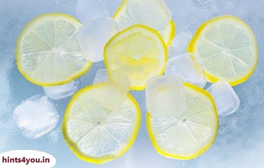 बर्फ के प्रयोग से होने वाले 7 घरेलू उपचार,यदि घुमावदार गर्मी में आपकी त्वचा ने फ्लश, शुष्क और अशुद्ध महसूस किया है,तो सम्भल जाइए ।हमारे सारे जीवन में , हमारे बुजुर्गों ने हमें चेतावनी दी है कि बर्फीले ठंडे पेय न करें