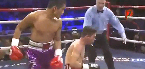 Donnie Nietes DESTROYS Raul Garcia in 5 Rounds (REPLAY VIDEO) Pinoy Pride 36