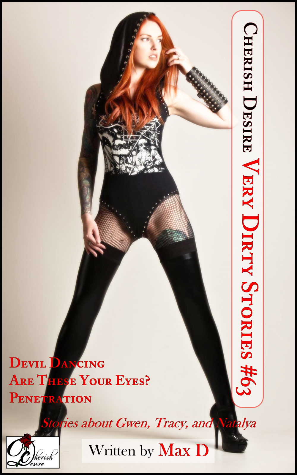 Cherish Desire: Very Dirty Stories #63, Max D, erotica