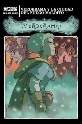LIBRO - VerdeRama y La Ciudad del Fuego Maldito Selento Books   (24 Julio 2017)   Literatura - Novela - Fantasía  COMPRAR ESTE LIBRO EN AMAZON ESPAÑA