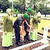 """""""Peringati Hari Juang Kartika"""" Kodim 0605 Subang Berziarah Di Taman Makam Pahlawan (TMP) Cidongkol"""