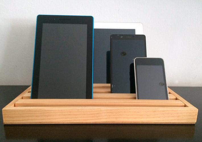 Soporte para tablets y móviles
