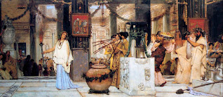 le feste degli antichi romani, riassunto su usi e costumi della vita dei romani