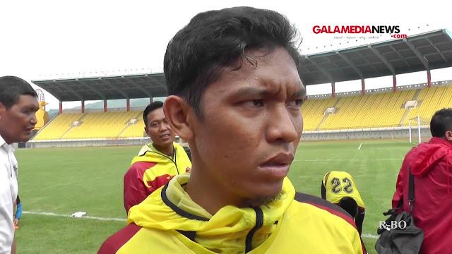 Eka Ramdani, Pemain Sriwijaya FC di Torabika Soccer Championship tahun 2016 (sumber foto : galamedianews.com)