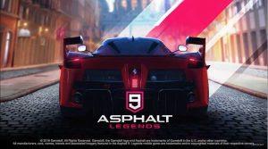 Download Asphalt 9 Legends Apk MOD Android