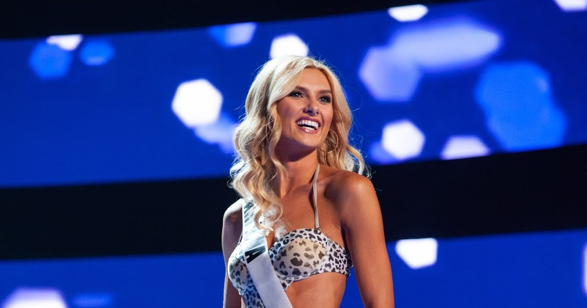 TOP 10 Miss USA 2019 Swimwear Preliminary Competition