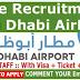 Abu Dhabi Recruitment: Apply Online