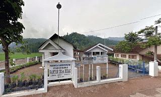 Tentang Desa Bodag Ngadirojo Pacitan