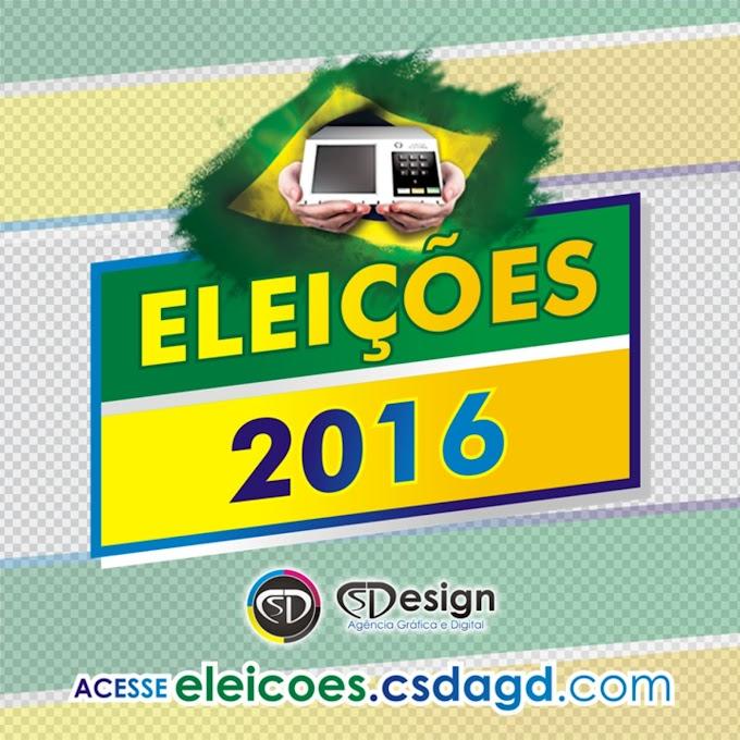 Eleições 2016: Produtos Já Disponíveis na Loja CS Design