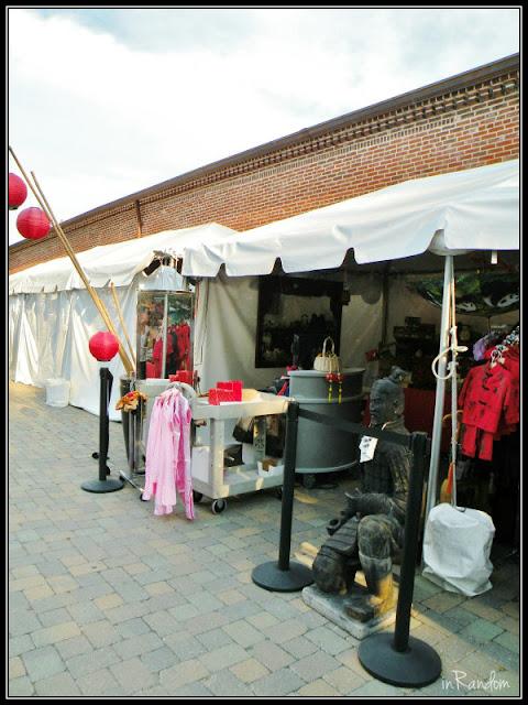 Lantern Festival Bazaar